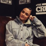 Kyrie Irving's Girlfriend Kehlani Parrish- Instagram