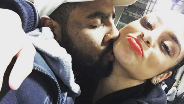 Kyrie Irving's Girlfriend Kehlani Parrish-Instagram