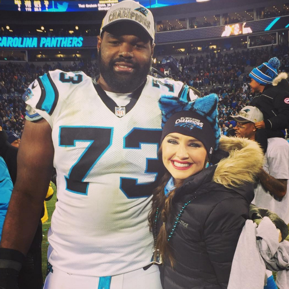 Michael Oher's Wife and Mother
