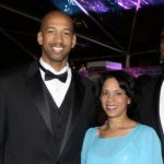 Monty Williams' wife Ingrid Williams