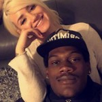 Randy Gregory's Girlfriend Nancy Rodriguez - Twitter
