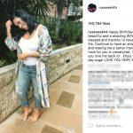 Russell Westbrook's wife Nina Earl Westbrook -Instagram