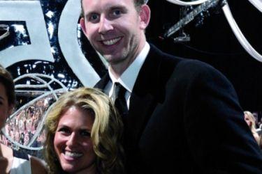 Sean Marks' wife Jennifer Marks