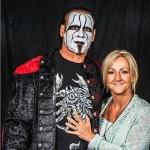 Sting's girlfriend Sabine - instagram