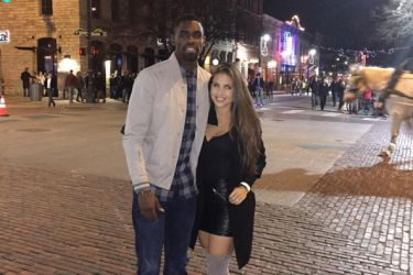Tim Hardaway Jr.'s Girlfriend Kylie Bossie -Instagram