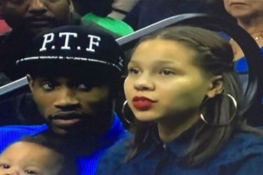Will Barton's girlfriend Jessica Burton