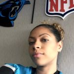 Cam Newton's girlfriend Kia Proctor