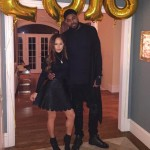 Amir Johnson's girlfriend Daria Marie - Instagram