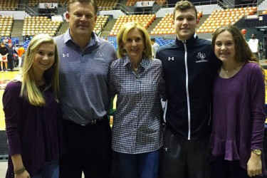 Brad Underwood's wife Susan Underwood- Instagram