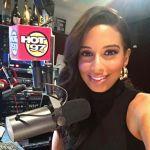 Colin Kaepernick's Girlfriend Nessa Diab-Instagram