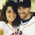 Collin McHugh's Wife Ashley McHugh  - Instagram