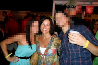 Dana Altman's wife Reva Altman - Twitter