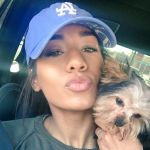 Dangelo Russell's girlfriend Niki Withers-Twitter