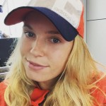 David Lee's girlfriend Caroline Wozniacki- Instagram