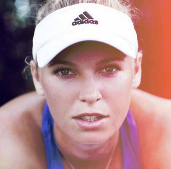 David Lee's Girlfriend Caroline Wozniacki