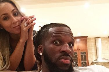 DeMarre Carroll's wife Iesha Carroll -Instagram