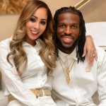 DeMarre Carroll's wife Iesha Carroll- Instagram