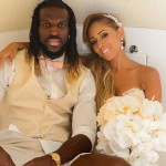 DeMarre Carroll's wife Iesha Carroll-Instagram