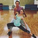 Doug Flutie's Dance Partner Karina Smirnoff - Instagram