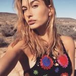 Is Lewis Hamilton's girlfriend Hailey Baldwin- Instagram