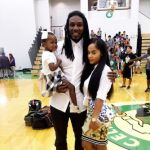 Jae Crowder's girlfriend Dana Lambert - Instagram