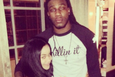Jae Crowder's girlfriend Dana Lambert- Instagram