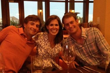 Kevin Kisner's wife Brittany Kisner-Twitter