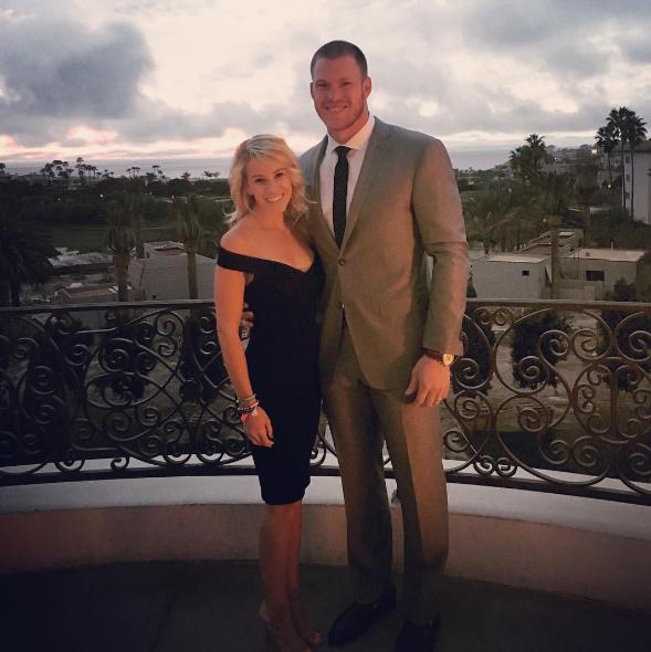 Kyle Rudolph's Wife Jordan Rudolph