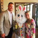 Kyle Rudolph's Wife Jordan Nine Rudolph- Instagram