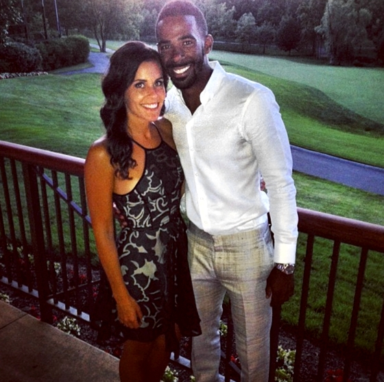 Mike Conley's wife Mary Conley