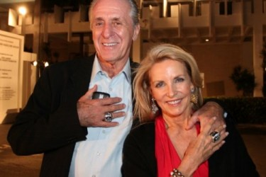 Pat Riley's wife Chris Rodstrom Riley - PlayerWags