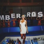 Terrence Ross's Girlfriend Amber Rose- Instagram