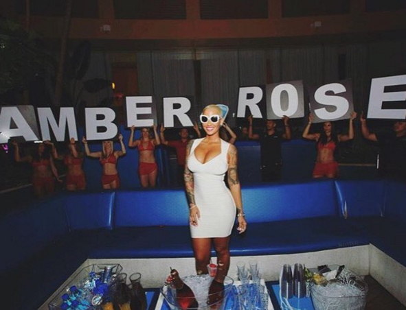 Terrence Ross's Girlfriend Amber Rose
