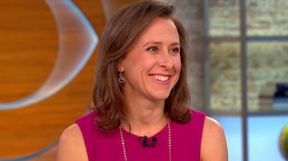 Alex Rodriguez's Girlfriend Anne Wojcicki