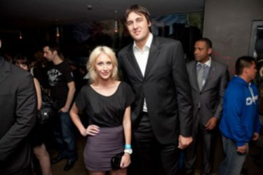 Andrew Bogut girlfriend Jessica O'Sullivan - playerwags