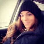 Antonio Brown's Girfriend Chelsie Kyriss - Facebook