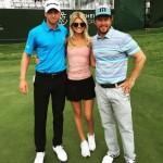 Daniel Berger's girlfriend Tori Slater - Instagram