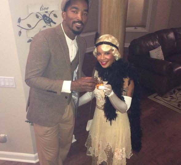 JR Smith's Wife Jewel Harris Smith