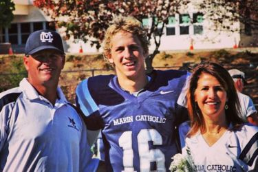 Jared Goff's parents - Instagram