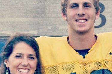Jared Goff S Mom And Sister Not Jared Goff S Girlfriend Playerwives Com