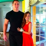 Joey Bosa's girlfriend Josie Rosario - Facebook