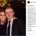 Jordan Spieth's girlfriend Annie Verret- Instagram