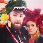 Shane Lowry's fiancee Wendy Iris Honner- Instagram