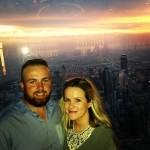 Shane Lowry's fiancee Wendy Iris Honner - Instagram