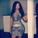 Von Miller's girlfriend K Michelle - Instagram @kmichellemusic