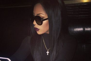 Von Miller's girlfriend K Michelle-Instagram @kmichellemusic