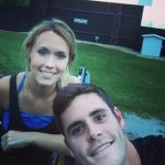 David Boudia's Wife Sonnie Boudia-Instagram