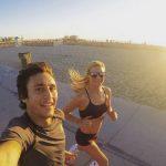 Emma Coburn's Boyfriend Joe Bosshard - Instagram