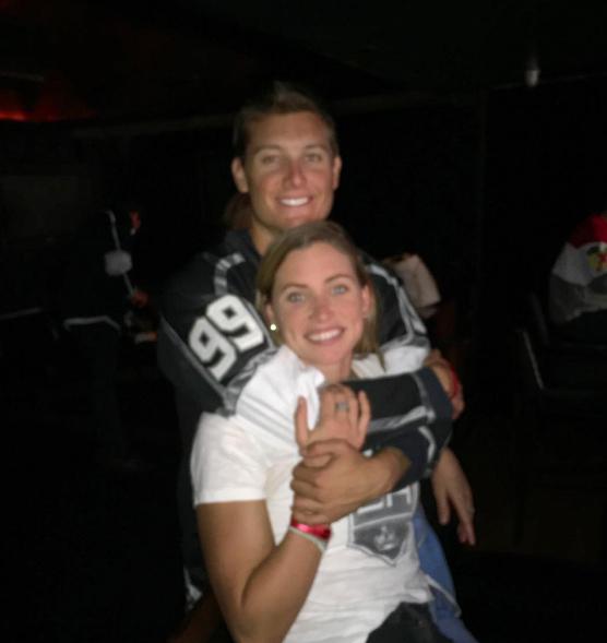 Haley Anderson's Boyfriend Chase Bloch