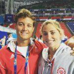 Haley Anderson's Boyfriend Chase Bloch - Instagram
